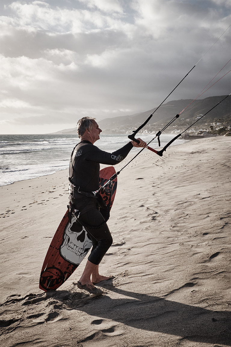 Kite_Surfer_Malibu_Portrait