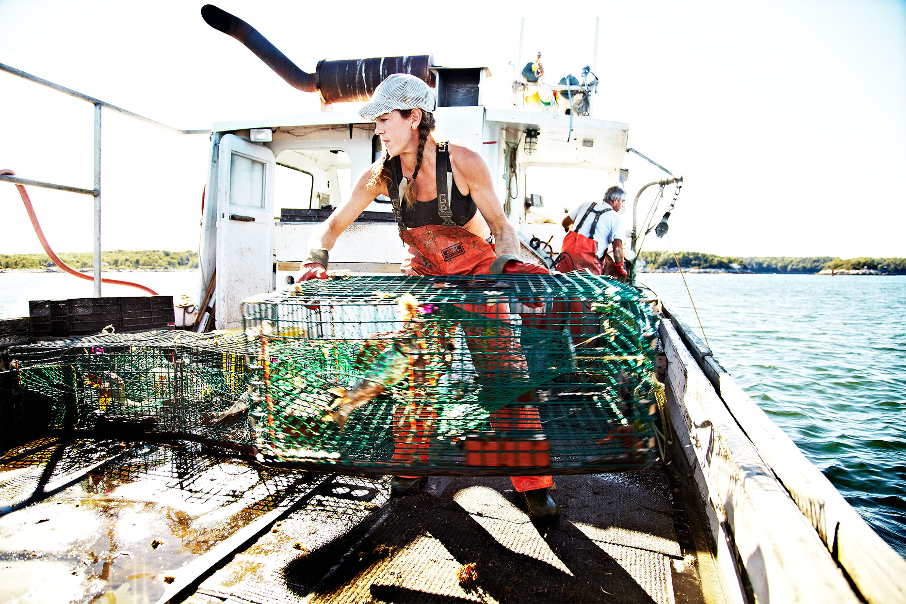 Lobstermen_Lobstergirl_MaineLobster
